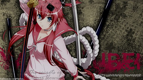 Hyakka Ryouran Samurai Girls Wallpaper