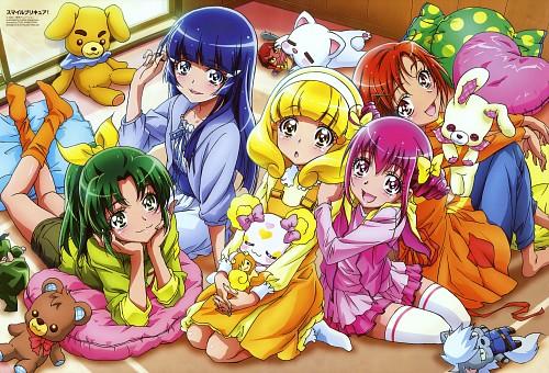 Toshie Kawamura, Toei Animation, Smile Precure!, Akane Hino, Reika Aoki