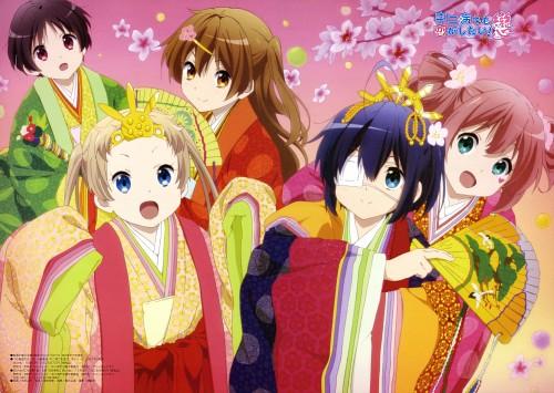 Nozomi Ousaka, Kohei Nakahara, Kyoto Animation, Chuunibyou demo Koi ga Shitai!, Rikka Takanashi