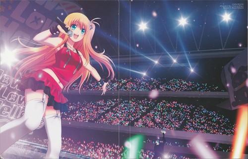 Na-Ga, Kanami Sekiguchi, Aniplex, Key (Studio), P.A. Works