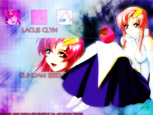 Sunrise (Studio), Mobile Suit Gundam SEED, Haro, Lacus Clyne Wallpaper