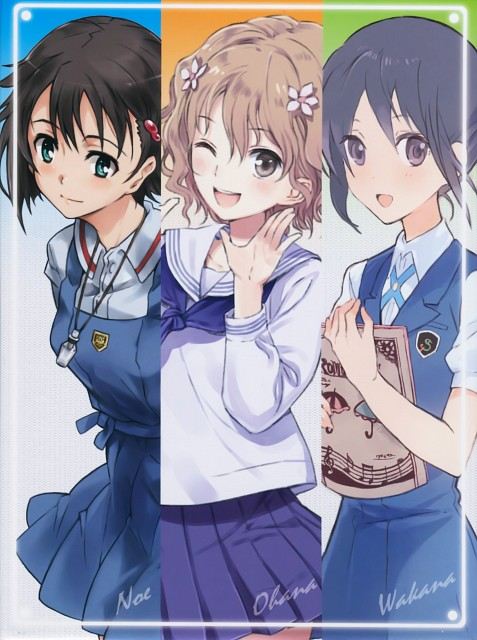 P.A. Works, Bandai Visual, True Tears, Hanasaku Iroha, Tari Tari