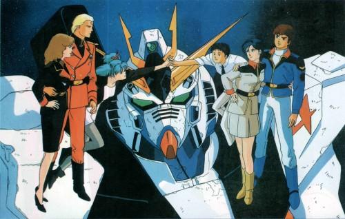 Sunrise (Studio), Mobile Suit Gundam - Universal Century, Mobile Suit Gundam Char's Counterattack, Hathaway Noa, Char Aznable