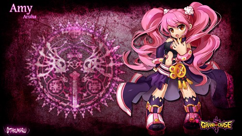 KOG, Grand Chase, Amy Aruha (Grand Chase) Wallpaper