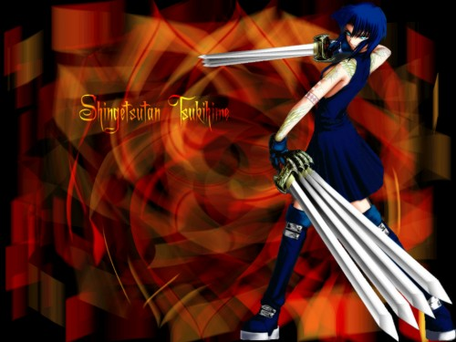 TYPE-MOON, Shingetsutan Tsukihime, Ciel (Shingetsutan Tsukihime) Wallpaper