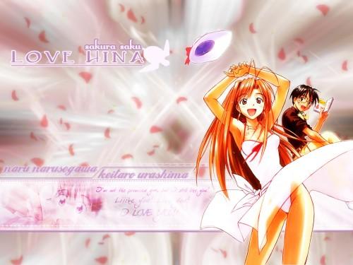 Love Hina Wallpaper