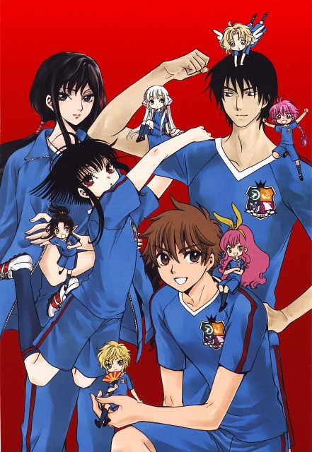 CLAMP, Chobits, CLAMP School Detectives, BLOOD-C, Wish