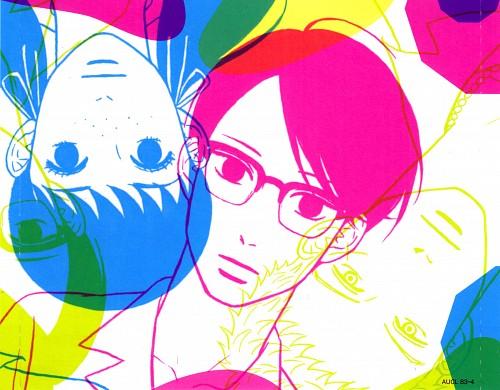 Yuki Kodama, Sakamichi no Apollon, Ritsuko Mukae, Sentarou Kawabuchi, Kaoru Nishimi