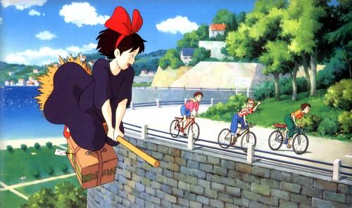 Studio Ghibli, Kiki's Delivery Service, Tombo Koppoli, Kiki Okino