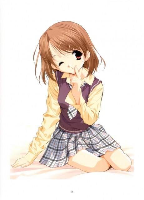 Naoto Tenhiro, Sister Princess, Yotsuba (Sister Princess)