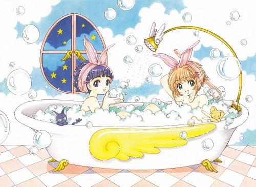 CLAMP, Cardcaptor Sakura, Keroberos, Spinel Sun, Tomoyo Daidouji