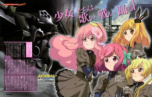 Yuichi Takahashi, Satelight, AKB0048, Orine Aida, Yuka Ichijou