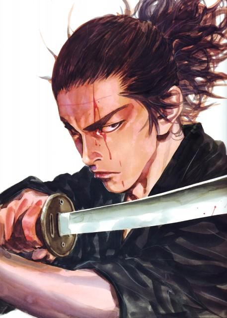 Musashi Miyamoto (Vagabond)