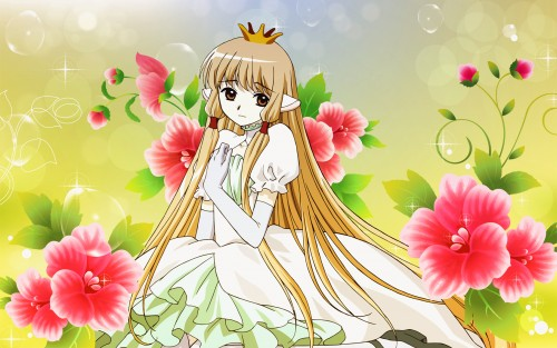 CLAMP, Bee Train, Tsubasa Reservoir Chronicle, Chii Wallpaper