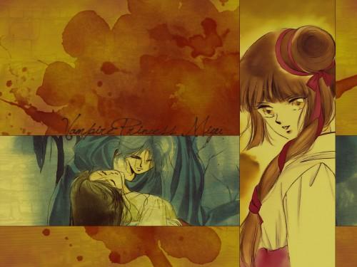 Narumi Kakinouchi, Vampire Princess Miyu, Larva, Miyu Wallpaper