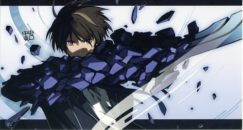 Production I.G, GUILTY CROWN, Shu Ouma