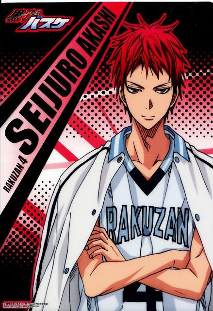 Tadatoshi Fujimaki, Production I.G, Kuroko no Basket, Seijuro Akashi