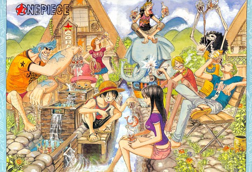 Eiichiro Oda, Toei Animation, One Piece, Brook, Nami