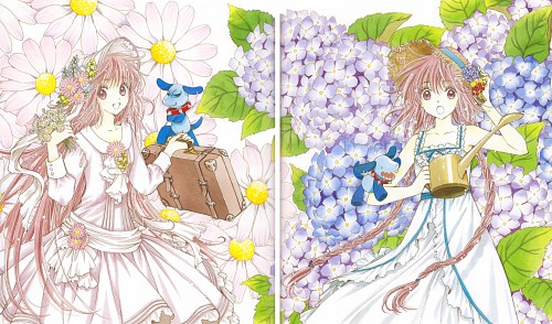 CLAMP, Madhouse, Kobato, Kobato. Illustration&Memories, Ioryogi