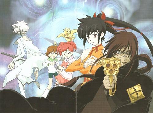 Atsuko Nakajima, Square Enix, Gonzo, Final Fantasy Unlimited, Hayakawa Yu