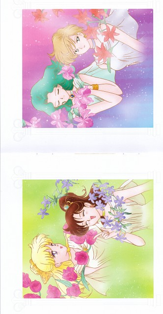Toei Animation, Bishoujo Senshi Sailor Moon, Princess Jupiter, Princess Venus, Princess Uranus
