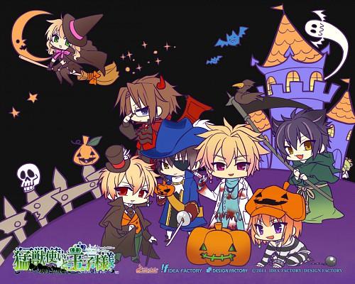 miko (Mangaka), Idea Factory, Beast Master and Prince, Lucia (Beast Master and Prince), Klaus (Beast Master and Prince)