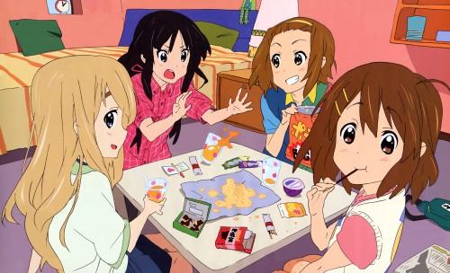 Kakifly, Taichi Ishidate, Kyoto Animation, K-On!, Mio Akiyama