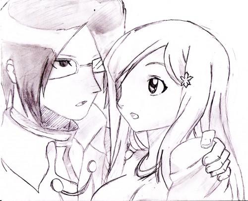 Kubo Tite, Studio Pierrot, Bleach, Uryuu Ishida, Orihime Inoue