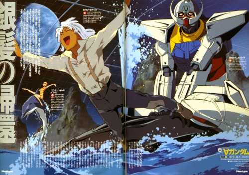 Sunrise (Studio), Turn A Gundam, Loran Cehack, Sochie Heim