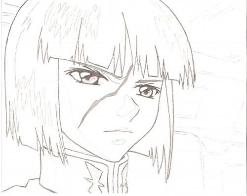 Sunrise (Studio), Mobile Suit Gundam SEED, Yzak Joule, Member Art