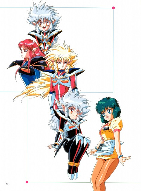 Toshihiro Hirano, Anime International Company, Iczer One (Series), Iczer Three, Iczer-3