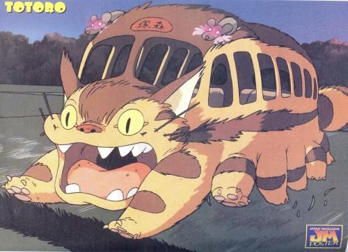 Studio Ghibli, My Neighbor Totoro, Catbus