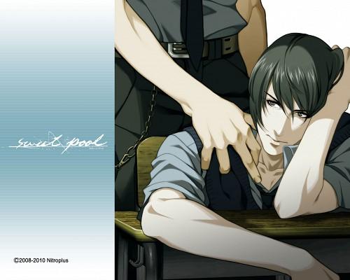 Nitro+, Sweet Pool, Tetsuo Shironuma, Youji Sakiyama, Official Wallpaper