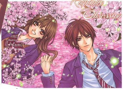Saki Aikawa, Boku kara Kimi ga Kienai, Hotaru Kanzaki, Kousuke Haruna, Manga Cover