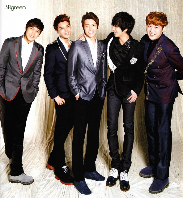 Yesung, Super Junior, Shindong, Ryeowook, Sungmin