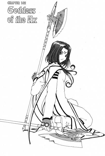 Kousuke Fujishima, Anime International Company, Ah! Megami-sama, Lind
