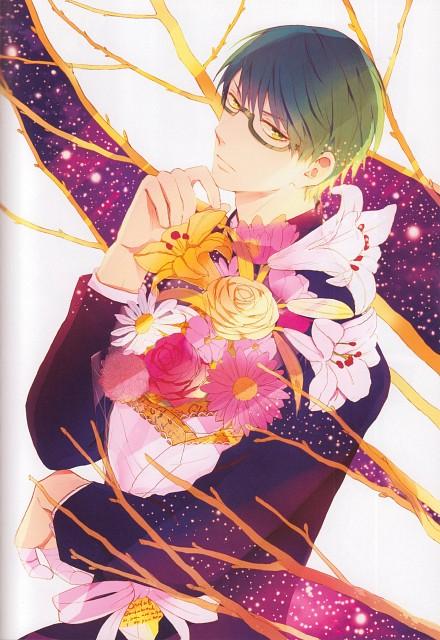 Seibu, Kuroko no Basket, Evergreen (Artbook), Shintarou Midorima, Doujinshi