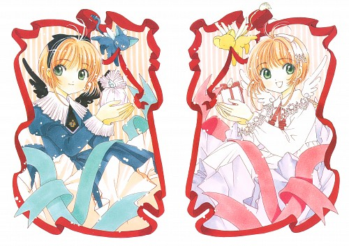 CLAMP, Madhouse, Cardcaptor Sakura, Cardcaptor Sakura Memorial Book, Keroberos