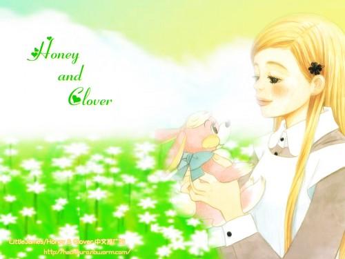 Chika Umino, J.C. Staff, Honey and Clover, Ayumi Yamada Wallpaper
