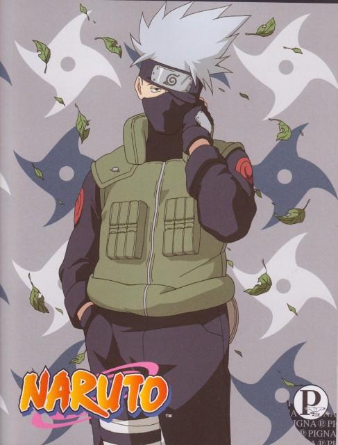 Studio Pierrot, Naruto, Kakashi Hatake