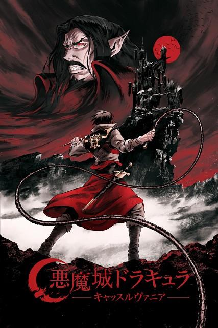 Ayami Kojima, Konami, Castlevania, Dracula, Trevor Belmont