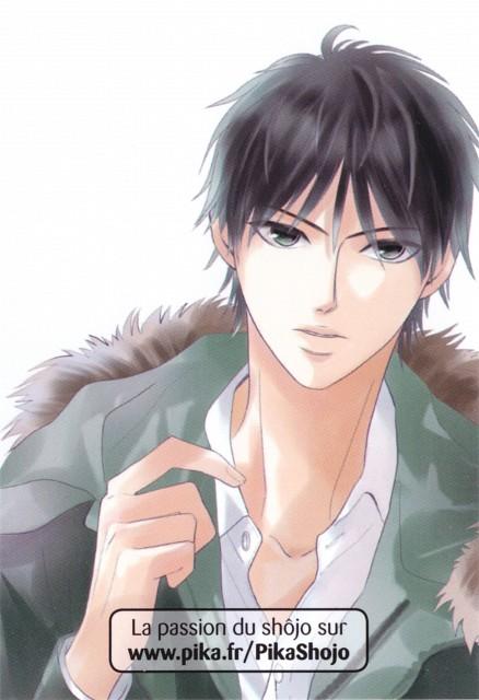 Ayu Watanabe, L DK, Manga Cover