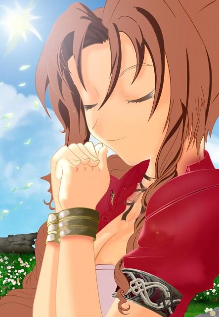 Square Enix, Final Fantasy VII: Advent Children, Final Fantasy VII, Aerith Gainsborough