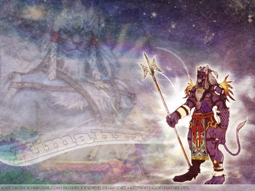 Square Enix, Final Fantasy X, Kimahri Ronso Wallpaper