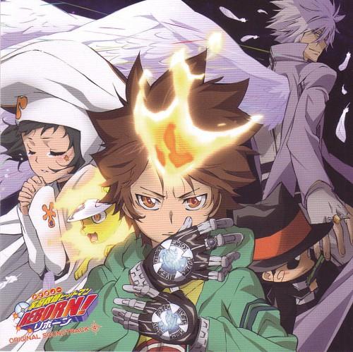 Akira Amano, Artland, Katekyo Hitman Reborn!, Tsunayoshi Sawada, Uni