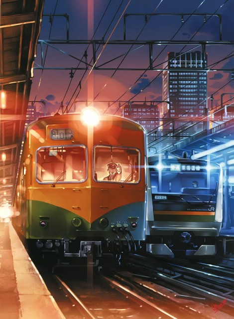 Vania600, Passione, Rail Wars!
