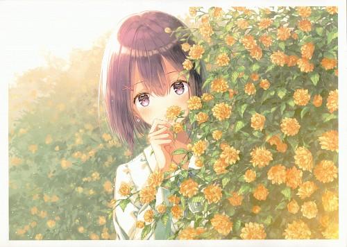 Hiten Onee-Ryuu, Lunaria (Artbook), Comic Market, Doujinshi