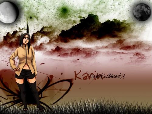 Masashi Kishimoto, Studio Pierrot, Naruto, Karin (Naruto) Wallpaper