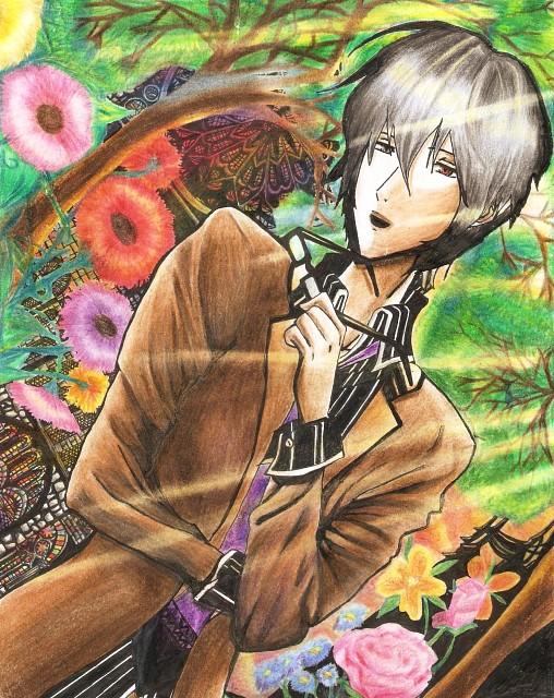 Suzuka Oda, Bee Train, Psychic Detective Yakumo, Member Art