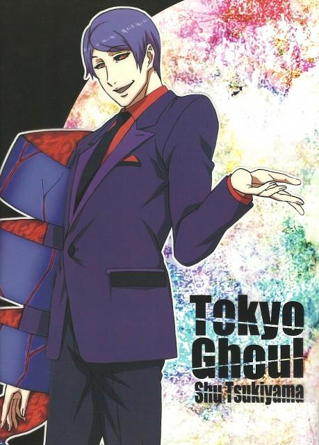 Tokyo Ghoul, Shu Tsukiyama